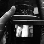 The Photographer - Mamiya 645 TTL Pro