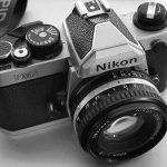 The Photographer - nikon fm2