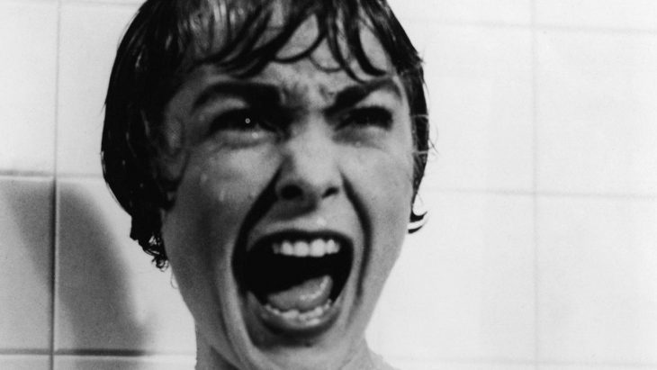 primo piano al Bates Motel psycho