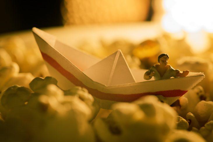 Un mare di Pop Corn