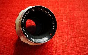 usare ottiche vintage meyer optik goerlitz 58mm 1.9 sony a7 ii