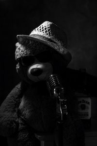 Teddy sings the Blues, the third of the Blues Brothers Duo